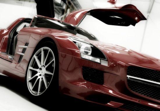 Выкуп автомобилей класса Люкс