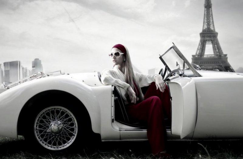 Выкуп авто у женщин