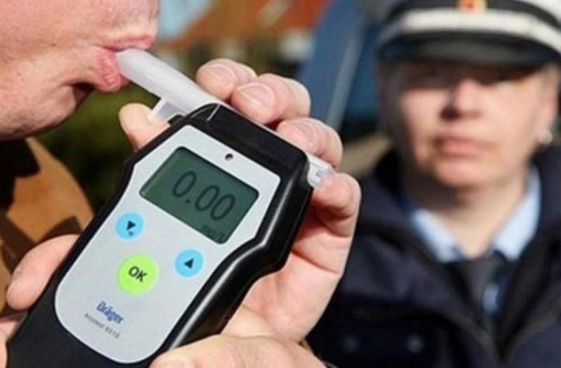 Поправки в закон о проверке водителей на алкоголь